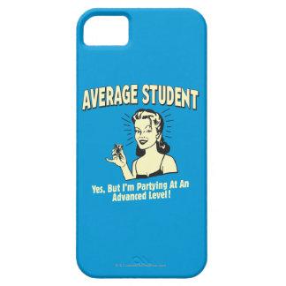 Genomsnittlig student: Festa som är avancerat iPhone 5 Cases