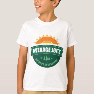 Genomsnittliga Joes utomhus- utfärder Tee Shirts