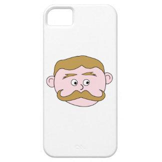 Gentleman med mustache.en iPhone 5 Case-Mate cases