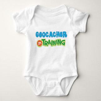 Geocacher i utbildning lurar skjortan tee shirt