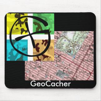 GeoCacher Mousepad Musmatta