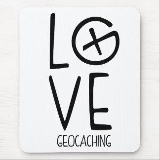 Geocaching kärlek musmatta
