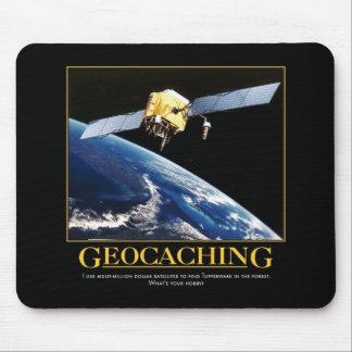 Geocaching Mousepad Musmatta