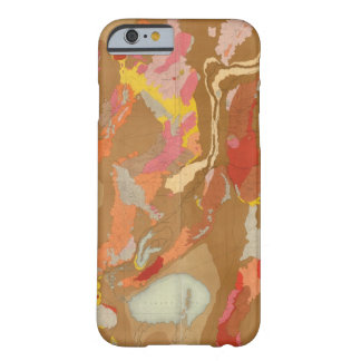 Geologisk Nevada handfat Barely There iPhone 6 Fodral