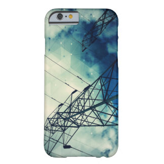 Geometri Barely There iPhone 6 Skal