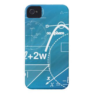 Geometri iPhone 4 Case-Mate Fodral
