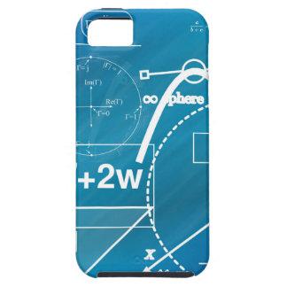 geometri iPhone 5 Case-Mate skal