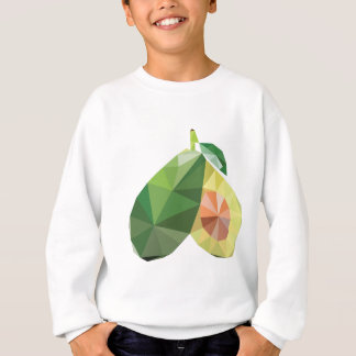 Geometrisk avokado tshirts