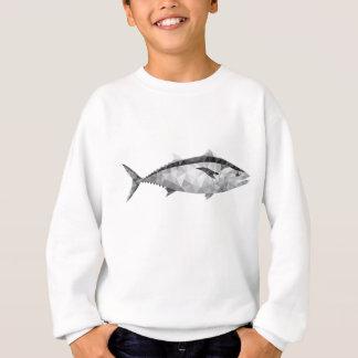 Geometrisk fisk t shirts
