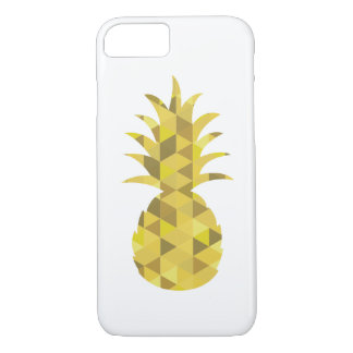 geometrisk iphone case för ananas