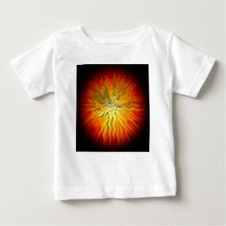 geometrisk sol 76x76 t-shirt