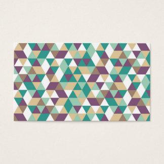 Geometrisk visitkort