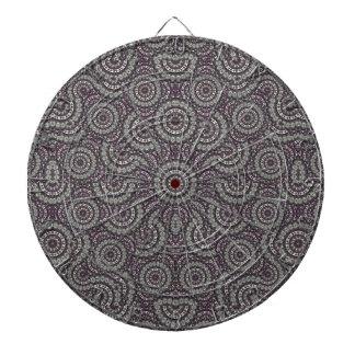 Geometriska Boho Darttavla