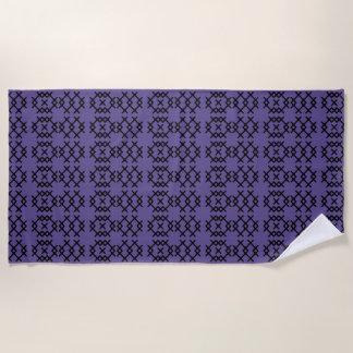 Tribal Ultra Violet Purple Nomad Geometric Shapes