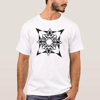 Geometriska Starburst T Shirt