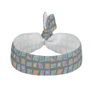 Geometriskt för abstrakt för popkonstinnegrej hårband