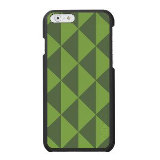 Geometriskt mönster för Kalegrönskapil