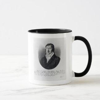 Georg Wilhelm Friedrich Hegel Mugg