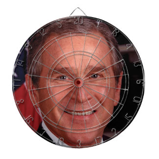 George Bush jr.-Dartboard Darttavla