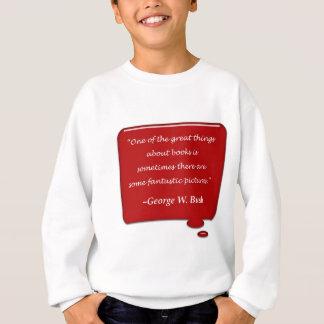 George Bush på bokar Tröjor