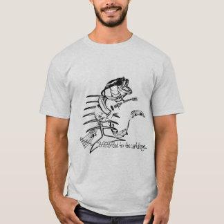George fisken tee shirt