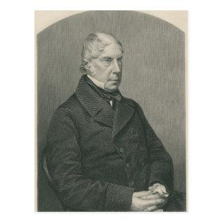 George Hamilton-Gordon, 4th Earl av Aberdeen Vykort