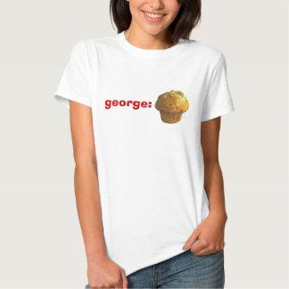 george: muffin tröjor