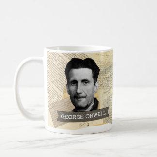 George Orwell historisk mugg