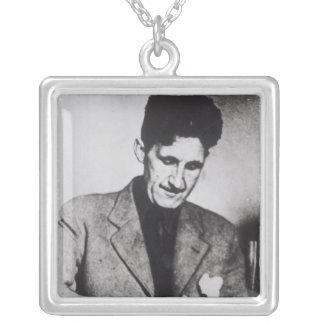 George Orwell Silverpläterat Halsband