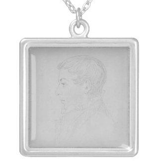 George Parker spekulant, 1819 Silverpläterat Halsband