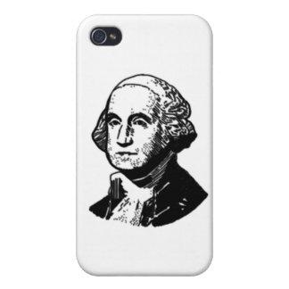 George Washington iPhone 4 Fodraler