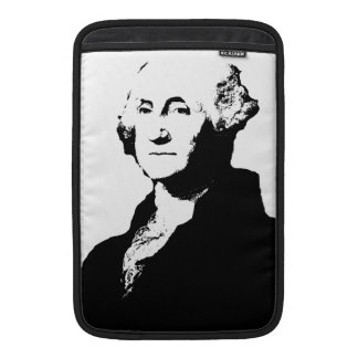 George Washington MacBook Sleeve