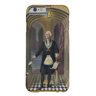 George Washington masonen Barely There iPhone 6 Fodral