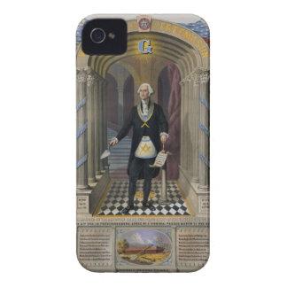 George Washington masonen II iPhone 4 Hud