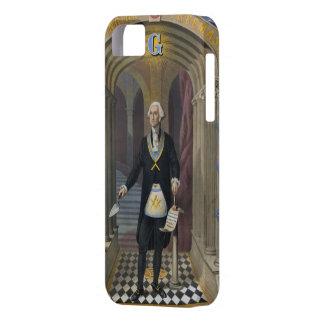 George Washington masonen iPhone 5 Hud