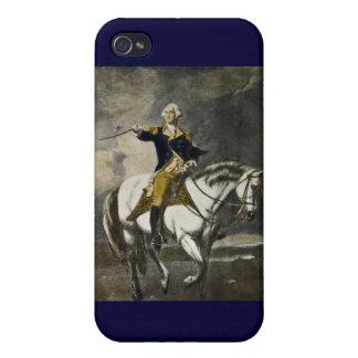 George Washington på Trenton iPhone 4 Hud