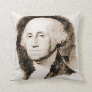 George Washington porträtt 1850 Kudde