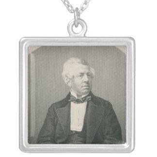 George William Frederick Howard Silverpläterat Halsband