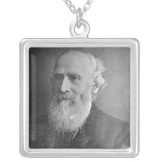 George Williams Silverpläterat Halsband