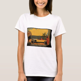 Georges Roy annonsering Tee Shirt
