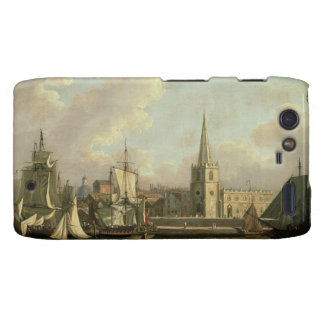 Georges skeppsdockahandfat, Liverpool, 1797 (olja