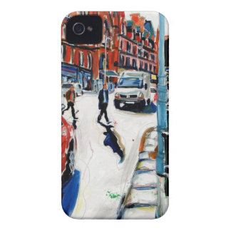 georges st dublin Case-Mate iPhone 4 fodral