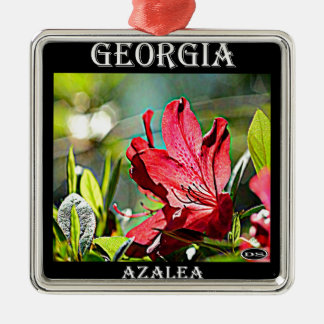 Georgia Azalea Julgransprydnad Metall