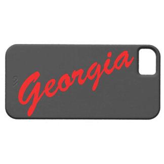 Georgia iPhone 5 Skydd