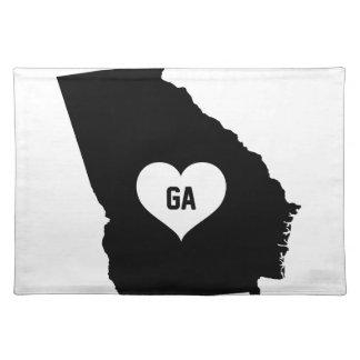 Georgia kärlek bordstablett
