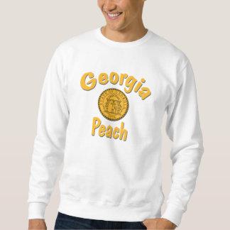 Georgia persika sweatshirt