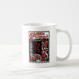 Germain annonseringen för kaffemugg