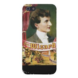 Germaine som magin för vintage för trollkarl~-trol iPhone 5 skydd