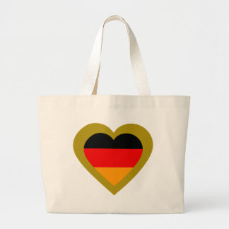 germany-heart-3. tote bag