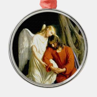 Gethsemane av Carl Heinrich Bloch 1805 Julgransprydnad Metall